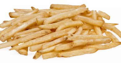 3 Reasons to not eat French fries