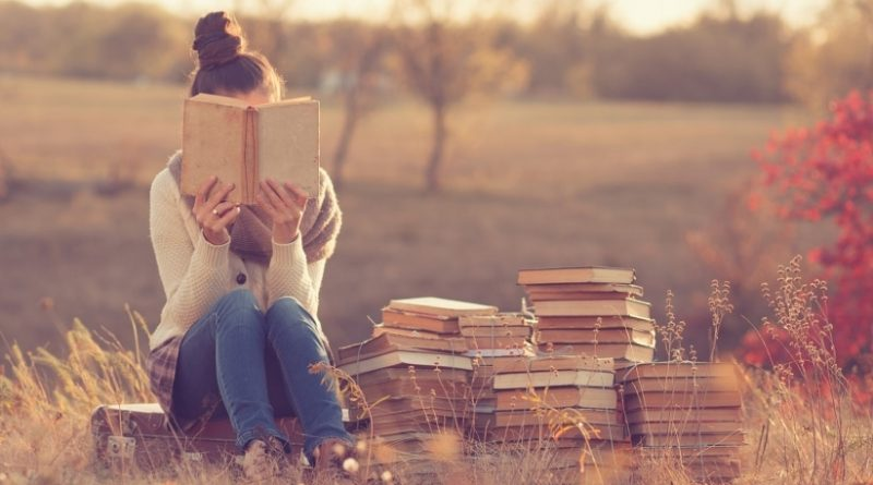 6 Benefits of Reading Books