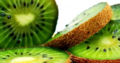 Eating Kiwis
