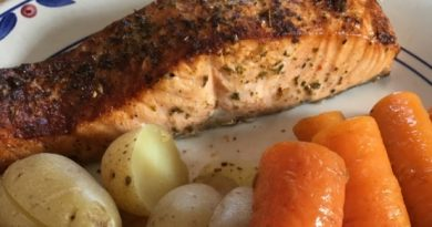 Reasons Why Eating Salmon