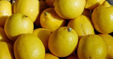 8 Lemon Life Hacks