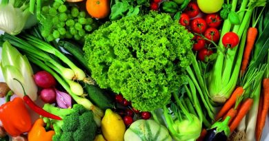 Detoxifying Foods List