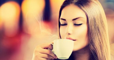 Drinking Coffee is a Healthy Choice