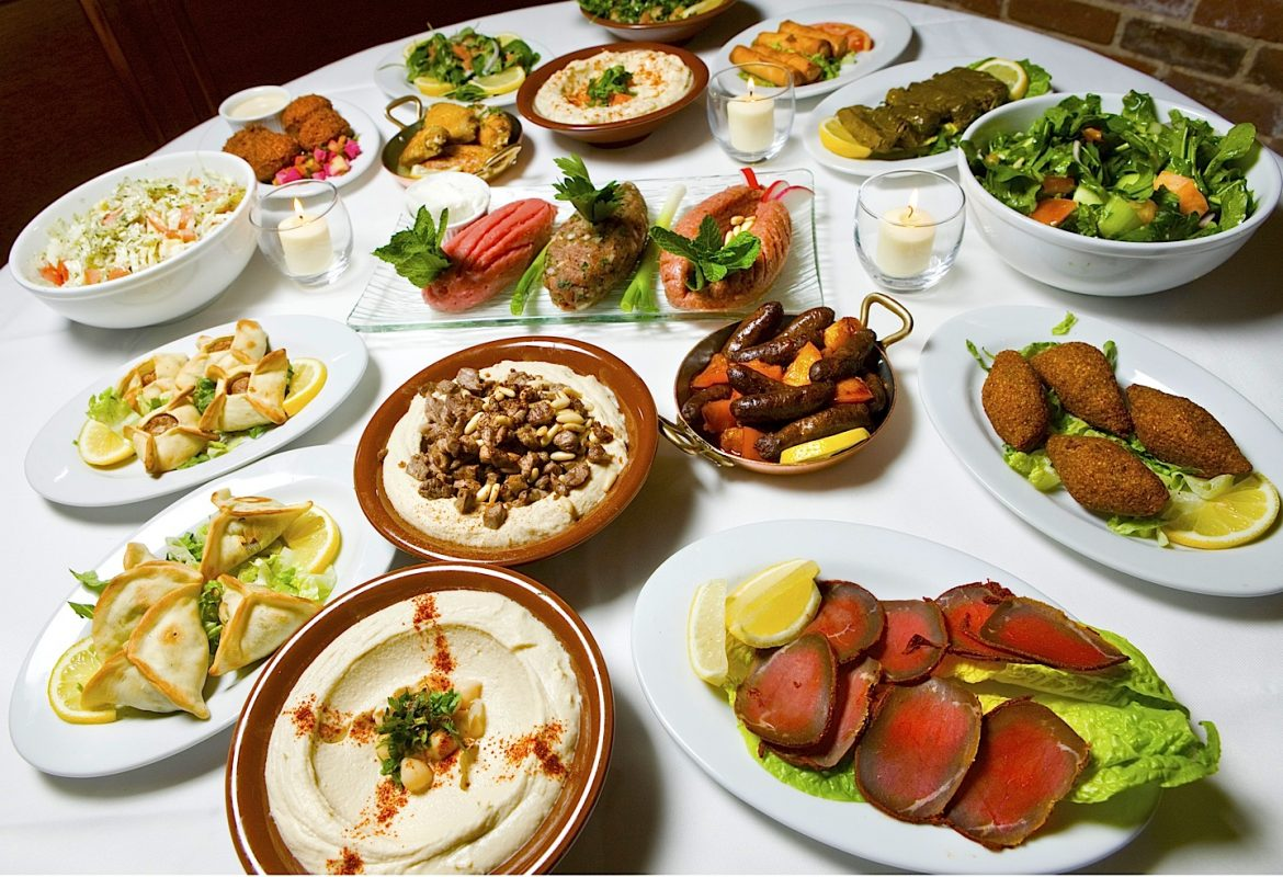 Lebanese cuisine along with the middle east fit living tips for Cucina libanese