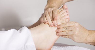 Benefits Foot Massage