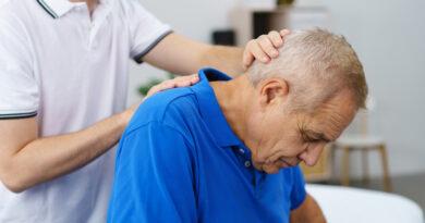 Upper Back Pain