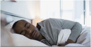 Improvement in Sleep