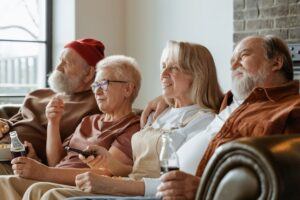 Being Part of a Senior Living Community