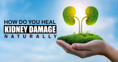 How do you Heal Kidney Damage Naturally