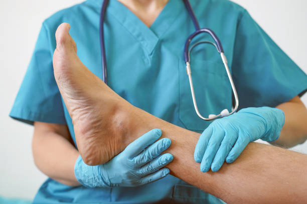 Why Diabetic Foot Care from a Podiatrist Is Important